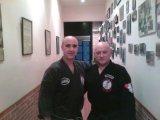 con mi Maestro Isidro González