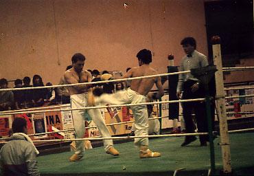 compitiendo en el año 1980