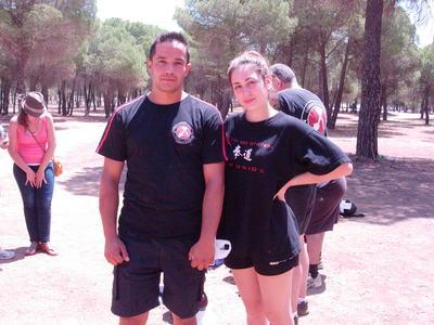Jorge y Paula Sociedad de los Guerreros